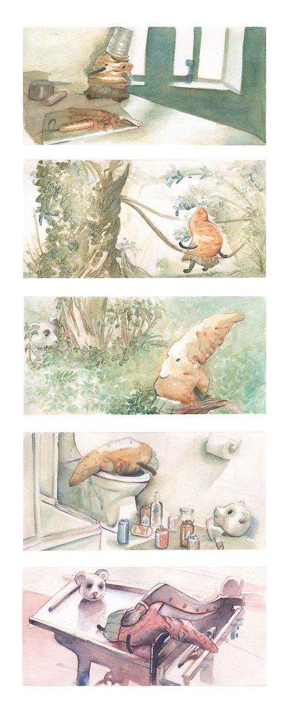 Une histoire de carotte