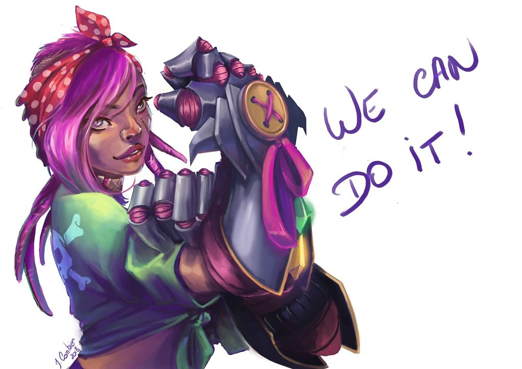 Vi can do it !